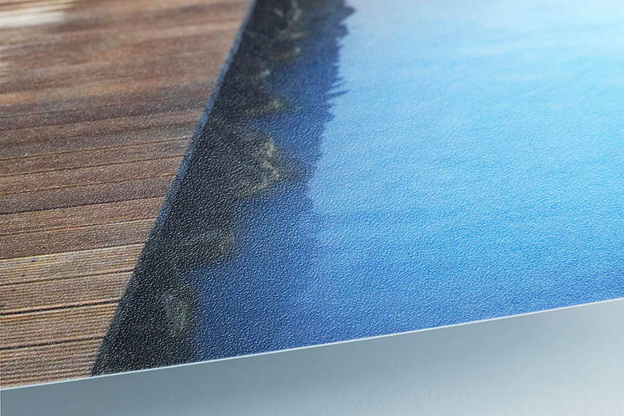 Papieroberfläche Detail Lustre