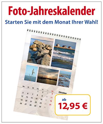 Anzeige-Foto-Jahreskalender